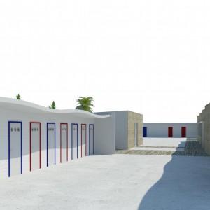Circolo Velico Reggio Calabria - Progettazione Civile
